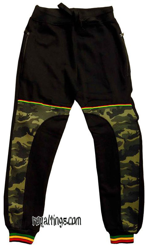 Ensemble survetement lion of judah Camouflage